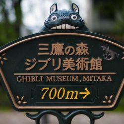 Mientras se espera la inauguración, se puede visitar virtualmente el Museo que el estudio tiene en Tokio.