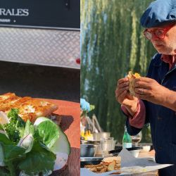 Delivery y take away by Francis Mallmann
