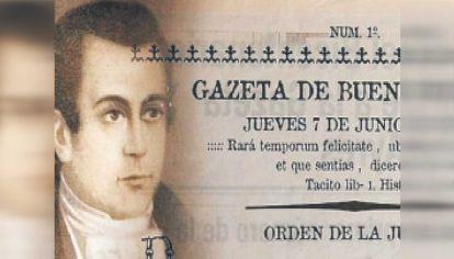 Moreno. Creador de La Gazeta de Buenos Aires 210 años atrás. La verdad como misión.