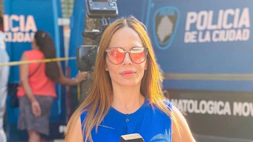 Intentaron asesinar a Melisa Zurita, periodista de Canal 26