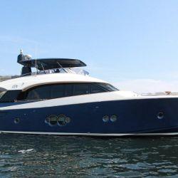 Beethoven, el barco que Rafael Nadal tenía antes de adquirir el nuevo catamarán Sun Reef.