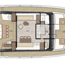 Más detalles y planos del barco Sun Reef adquirido por Rafael Nadal en España.