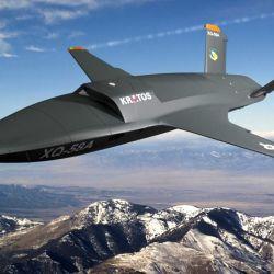 Uno de los posibles seleccionados para el experimento es el XQ-58A Valkyrie.