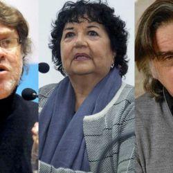 Forster, Barrancos y González | Foto:Cedoc