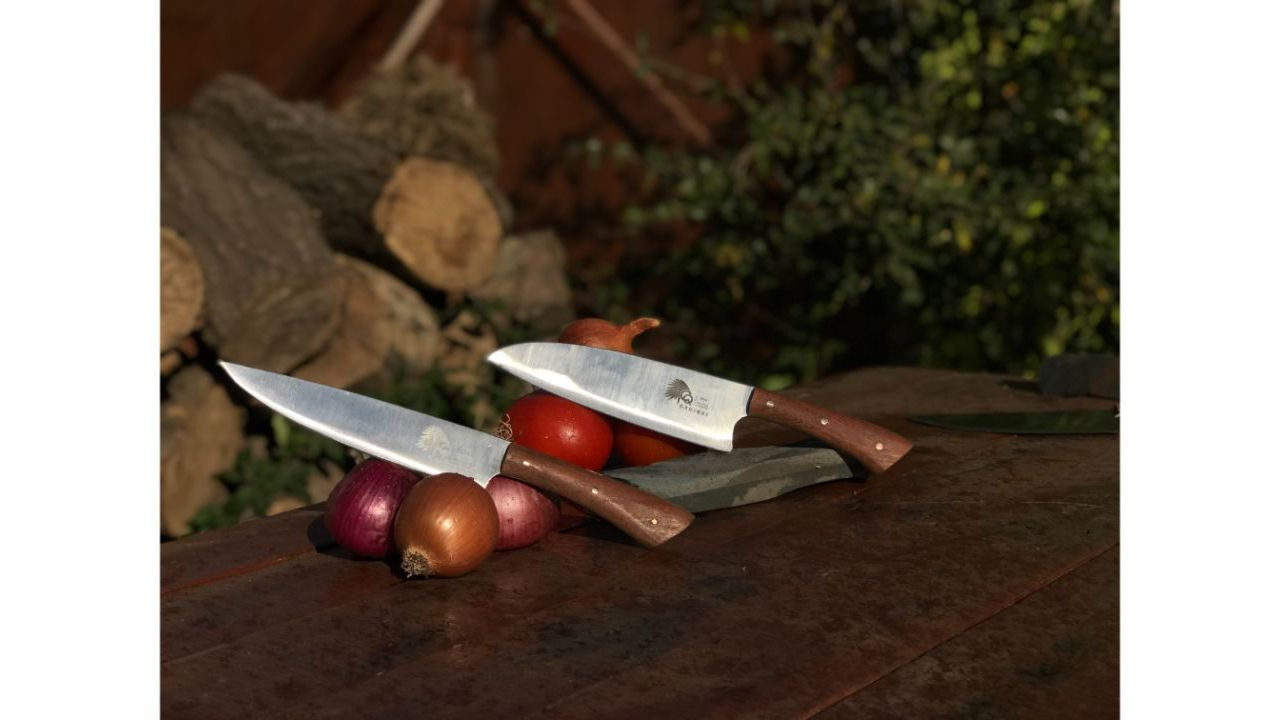 Cacique cuchillos  | Foto:Cacique cuchillos