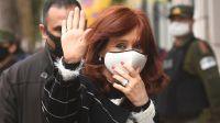 Cristina Fernández llegó al juzgado de Lomas 20200608
