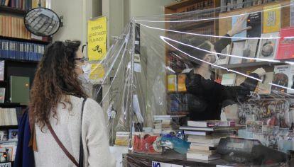 Librerías de Buenos Aires en cuarentena: contra las cuerdas.