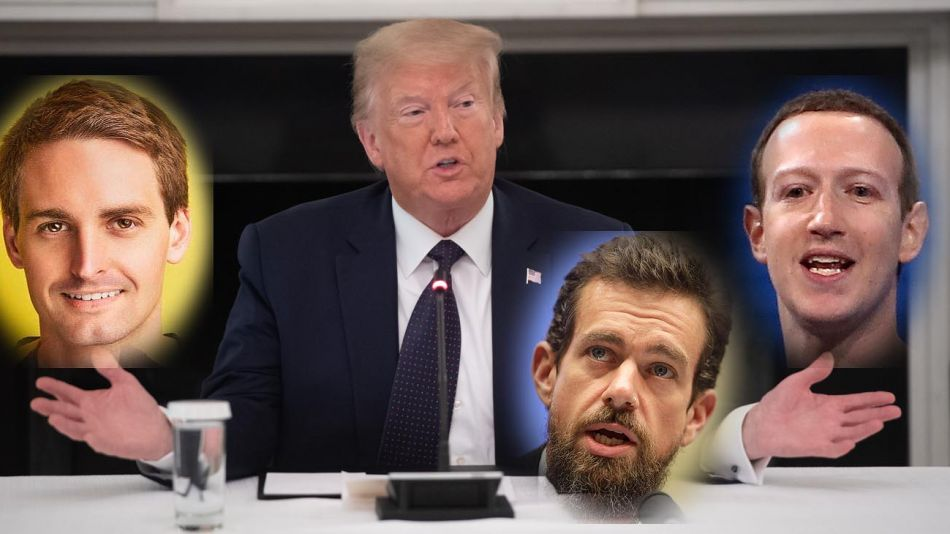 Armado Donald Trump 20200608