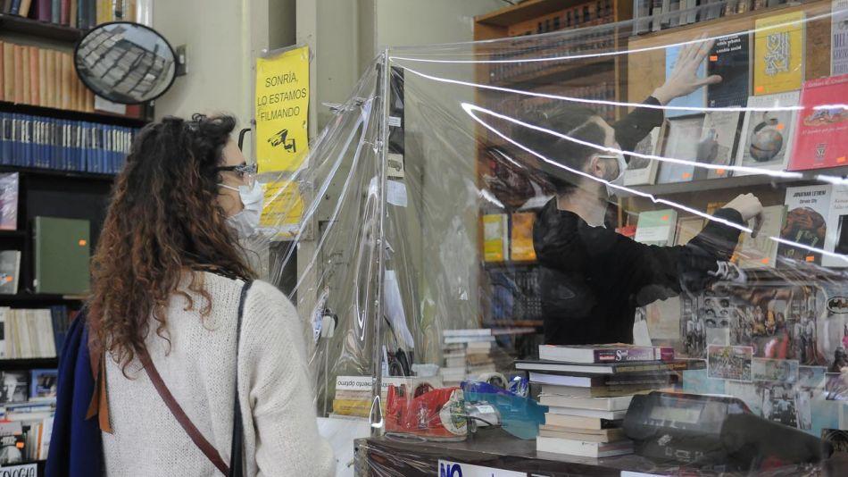 librerías de buenos aires en cuarentena 20200608