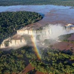 Las cataratas del lado brasileño podrán ser visitadas desde este miércoles.