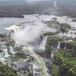 Este miércoles 10 de junio reabre el Parque Nacional do Iguacu, en coincidencia con el aniversario de la fundación de Foz do Iguazu.