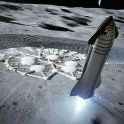La próxima nave está siendo construida y desarrollada para los futuros viajes a Marte.