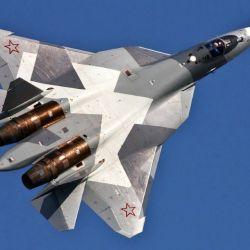 El Su-57 cuenta con el doble de carga útil que el F-35.