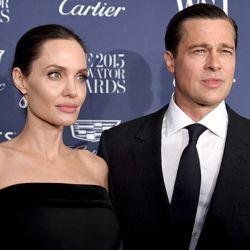 Angelina sobre su divorcio.