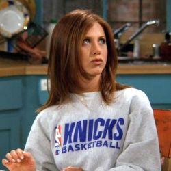 Rachel, ícono de moda.