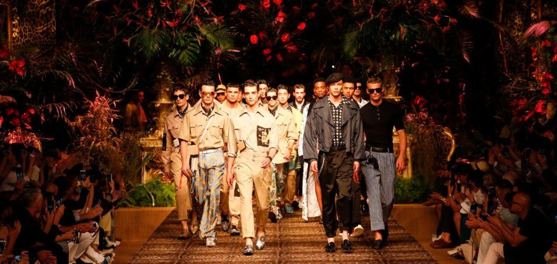 Dolce & Gabbana regresa a la semana de la moda de Milán