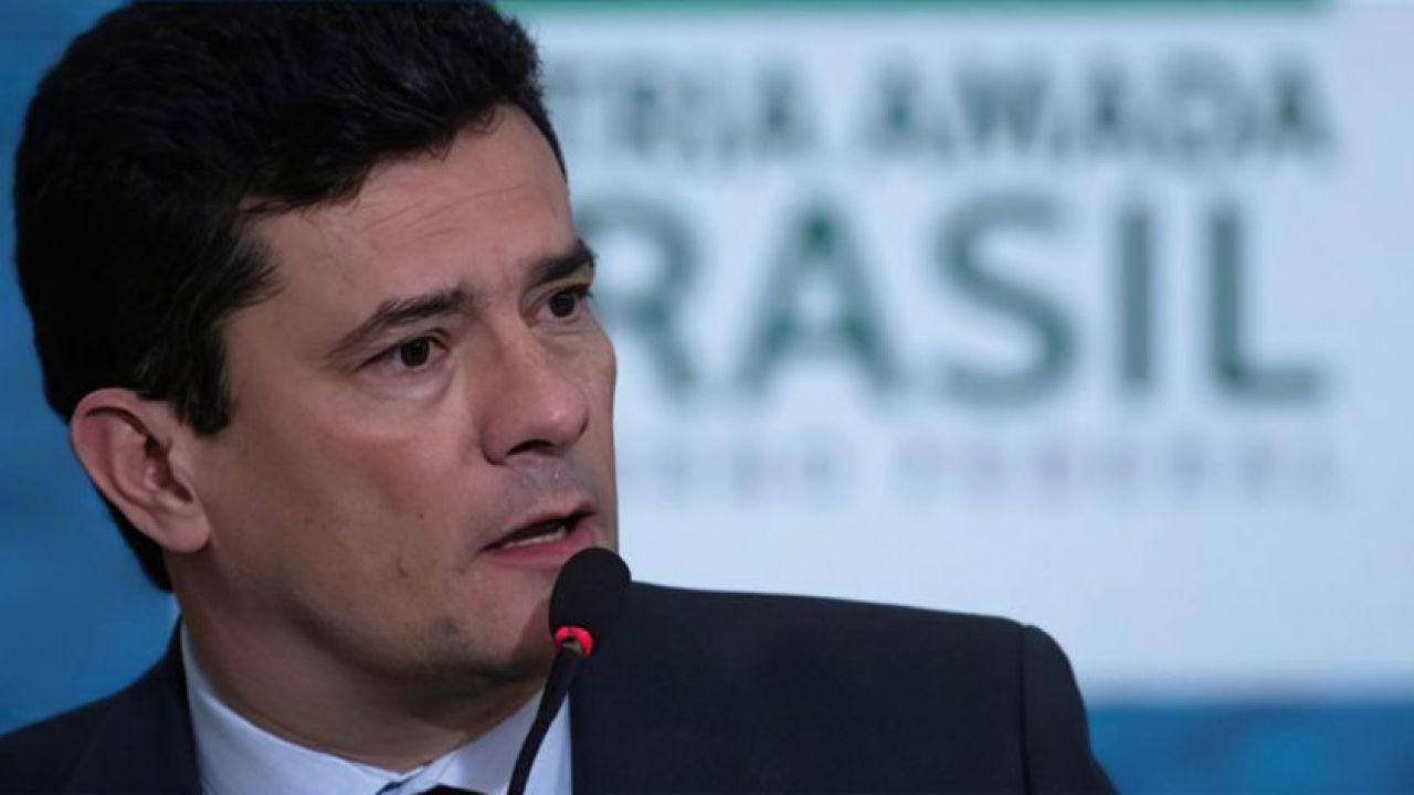 Sergio Moro   Foto:cedoc
