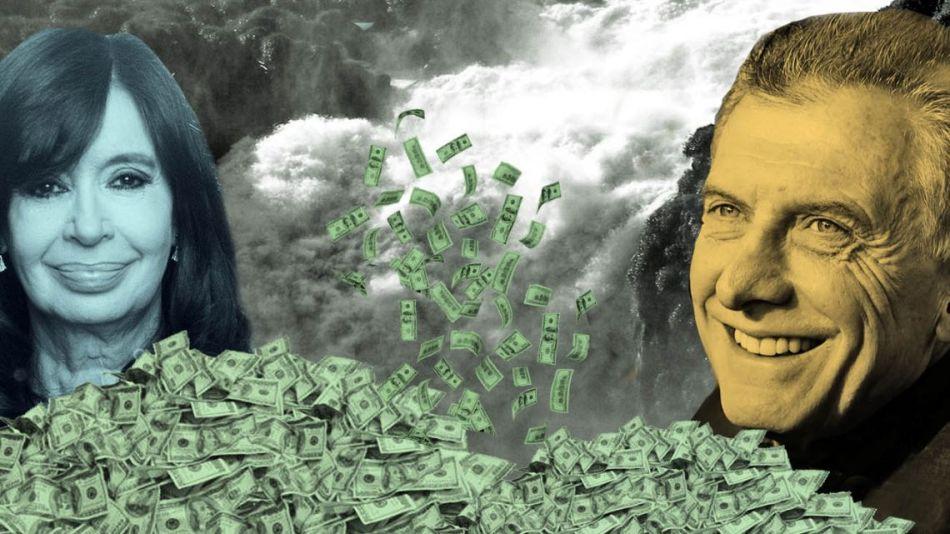 Fuga de capitales, obsesión macrista y kirchnerista