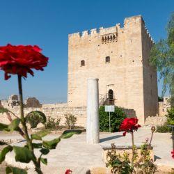La fortaleza chipriota de Kolossi es inseparable de los orígenes del vino Commandaria.