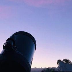 El astroturismo se está convirtiendo en un boom en nuestro país.