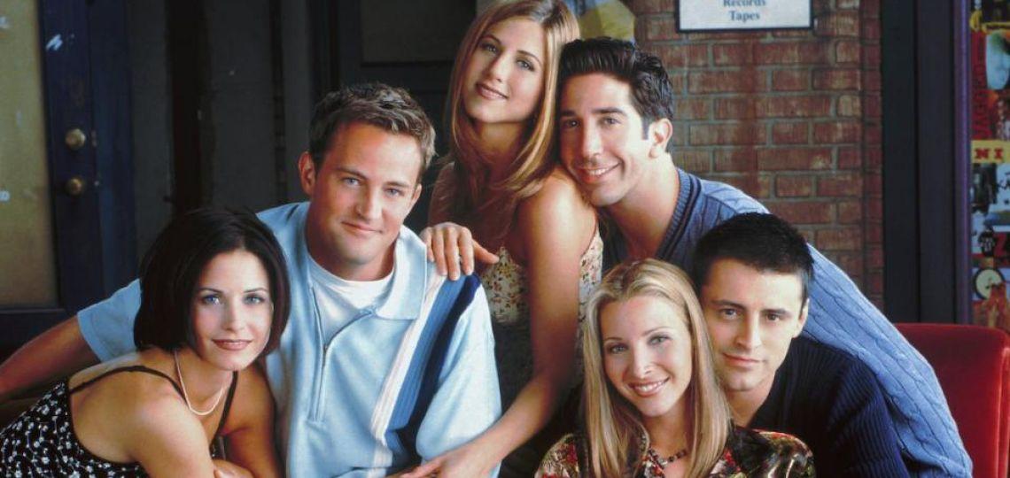 Según los personajes de Friends: Cuál es la zapatilla ideal para vos