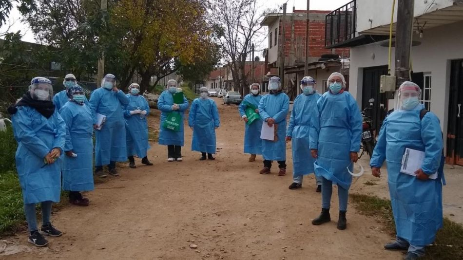 programa detectar coronavirus provincia buenos aires