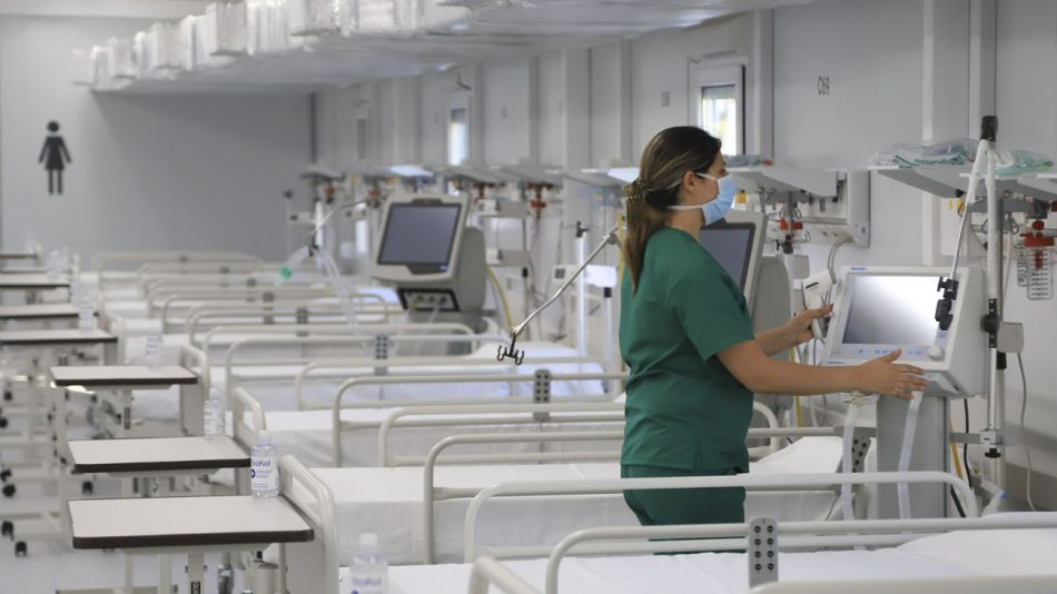 visitas a las guardias de los hospitales 20200610