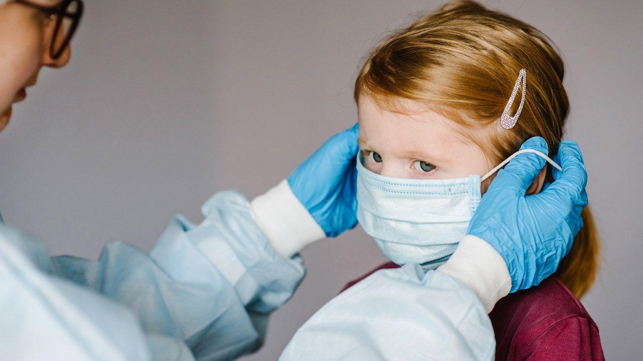 Argentina tiene entre un 10 a 12 por ciento de casos pediátricos del total de pacientes por coronavirus.
