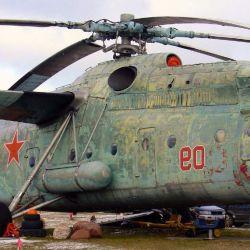 En 1957 la aeronave logró levantar 12 toneladas hasta una altura de 2.432 metros.