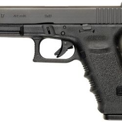 Pistola Glock 17, calibre 9 mm, una de las que se pueden adaptar al kit Roni.