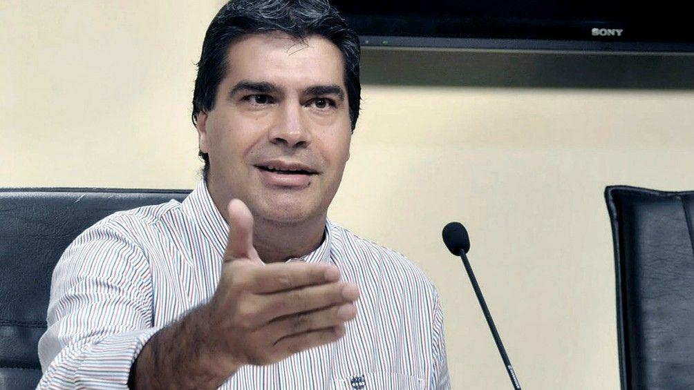 Gobernador Jorge Capitanich