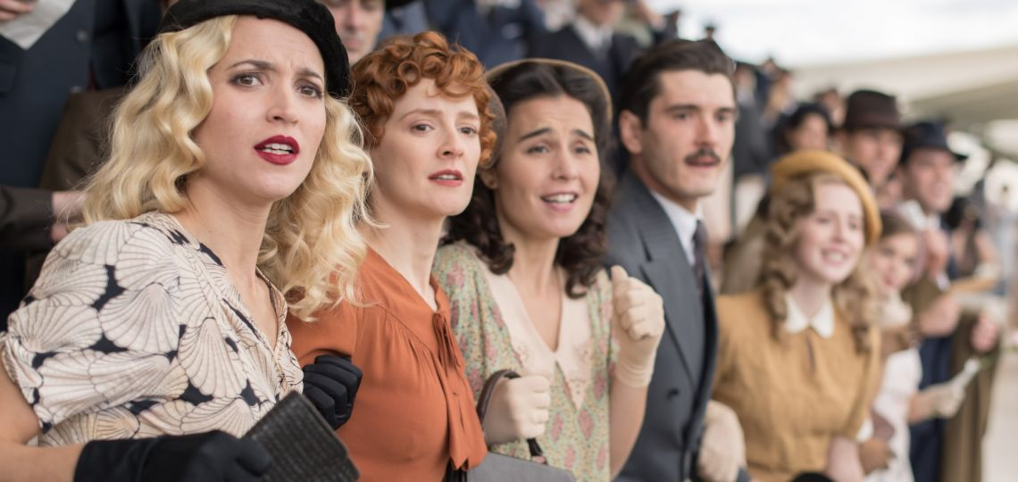 Las chicas del cable: todo lo que tenés que saber sobre la última temporada