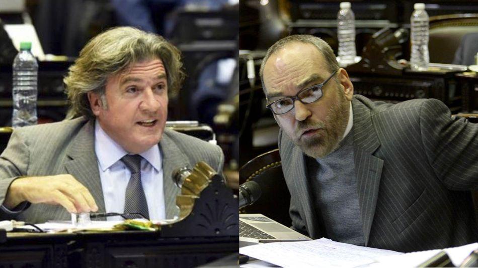 diputados José Luis Ramón y Fernando Iglesias 20200611