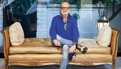 """Laurencio Adot: """"No quiero que acabe la moda argentina"""""""