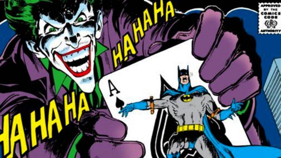 Batman Denny O'Neil Dennis Death Muerte