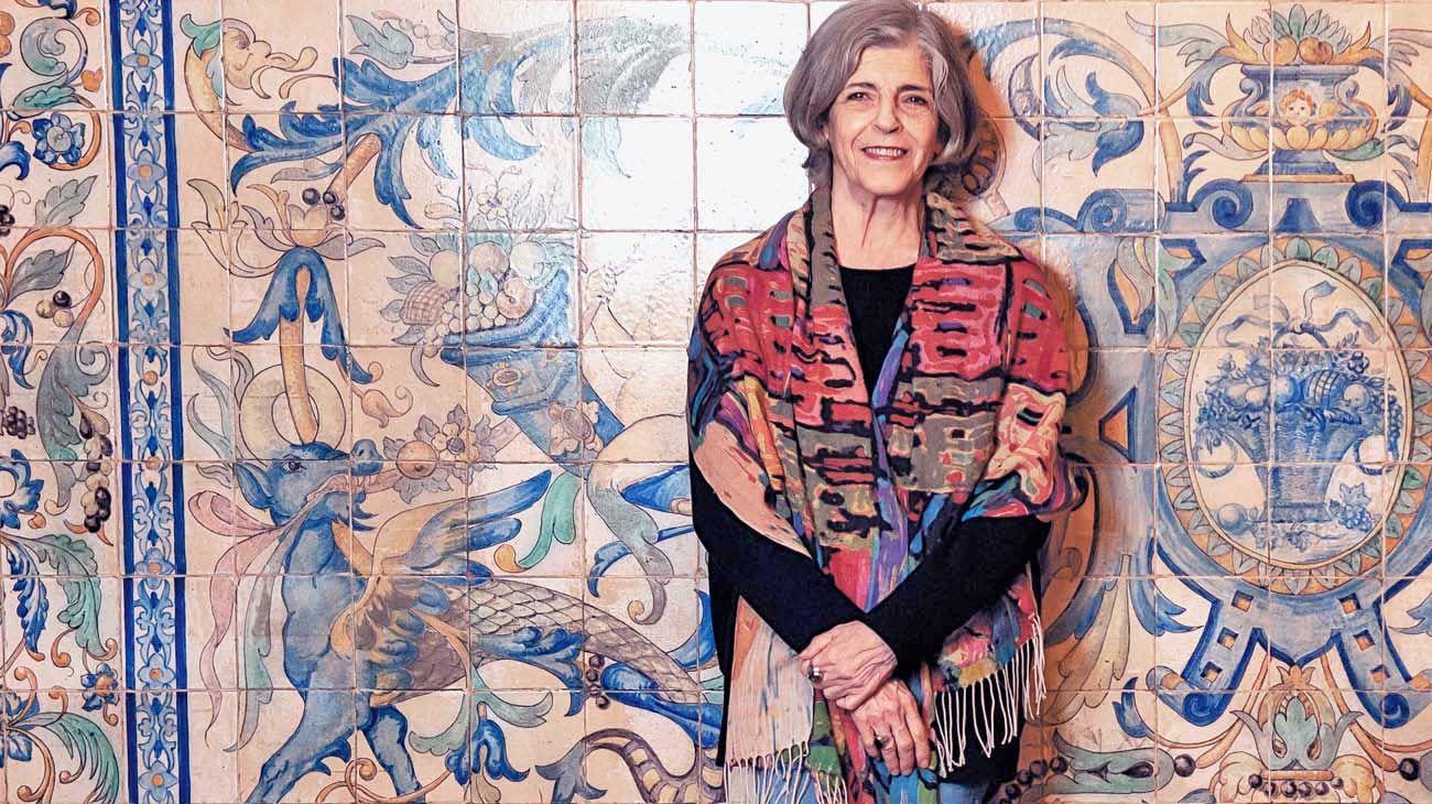 """Reposición. Cristina Banegas iba a volver a poner en escena su """"Edipo Rey"""" el próximo julio. Hoy puede verse la obra online."""