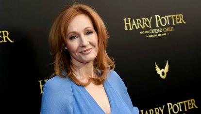 Escándalo. La escritora J.K. Rowling publicó un tuit desafortunado sobre la comunidad LGTB. Luego, su ex marido se sumó a la polémica.