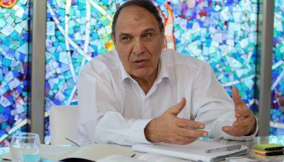 Carlos Ben, ex titular de Aysa.