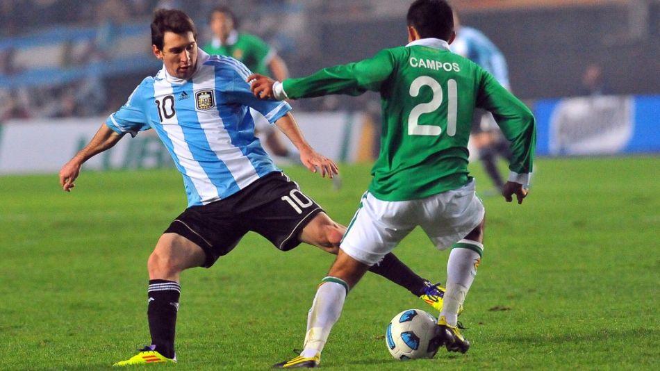 Messi en Córdoba