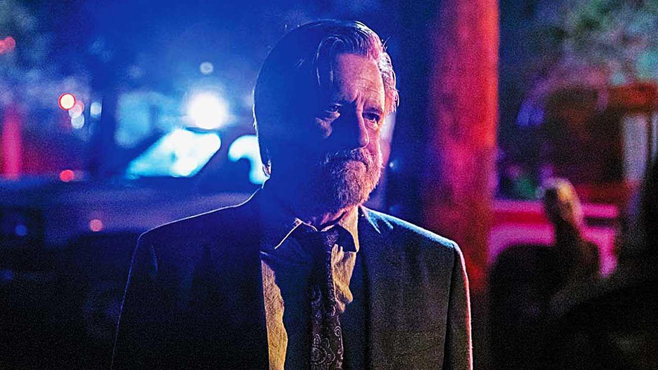 Lujo. Entre las virtudes del programa, se destaca el papel como detective del actor Bill Pullman.