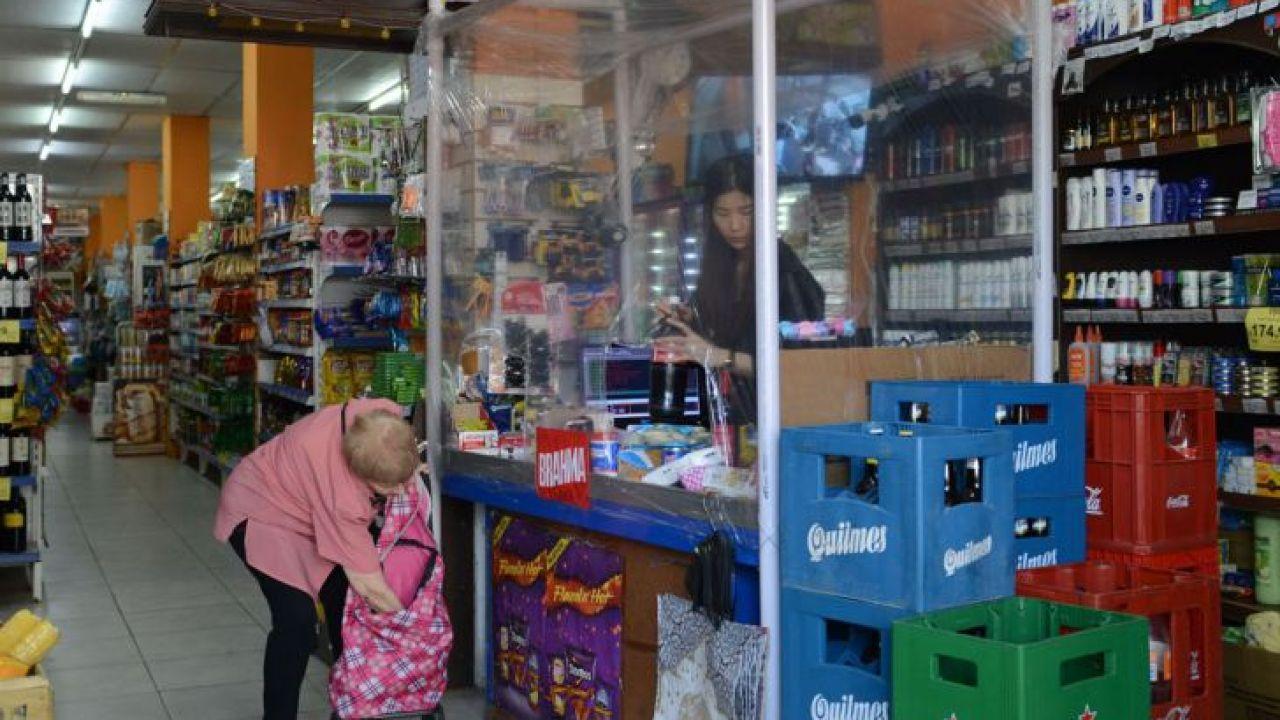 Supermercado chino y el coronavirus   Foto:cedoc