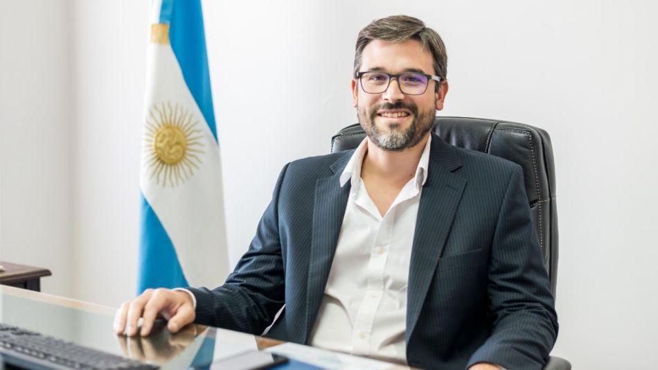 Fernando Morra, funcionario de Economía y uno de los encargados de la negociación