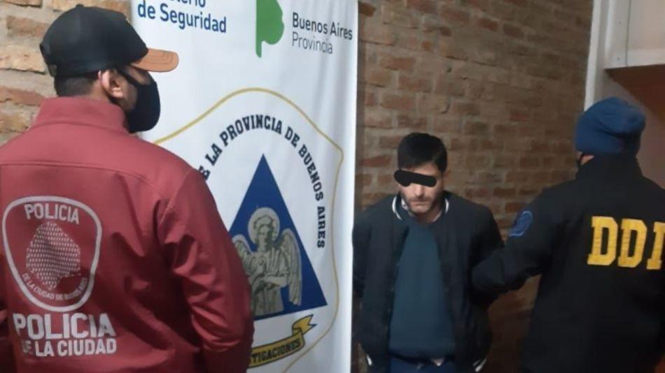 2020 06 15 Detenido Crimen Palermo