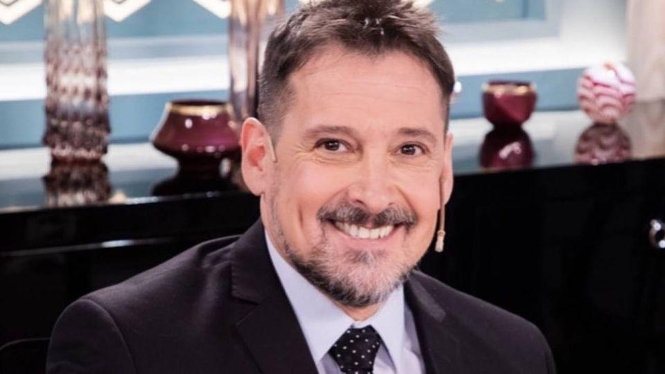 Sergio Verón confirmó que será papá con Franco, su pareja