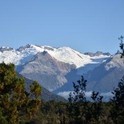 El glaciar Torrecillas dominó desde su cumbre la afluencia de público una vez más.