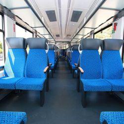 El Gobierno alemán anunció que para 2022 estarán en funcionamiento 14 formaciones ferroviarias de este tipo.