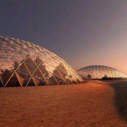 El proyecto se denominó Mars Science City y tiene como fin construir una serie de domos en el desierto dubaití.