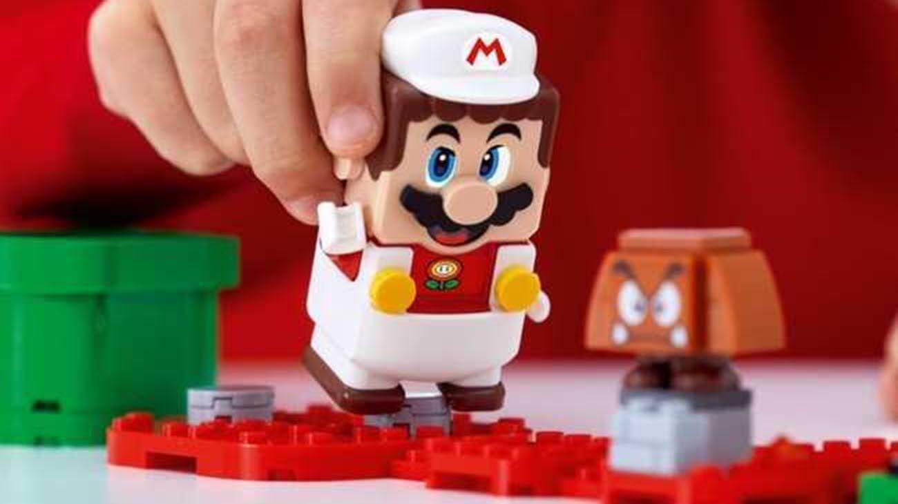 Sets de Lego y Mario Bros