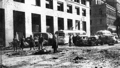 Bombardeos junio de 1955