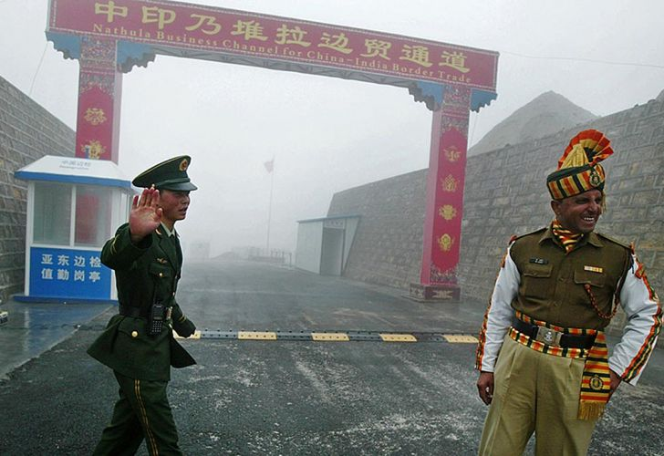 India China conflicto